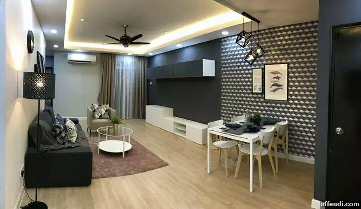 Design Rumah Flat The Future