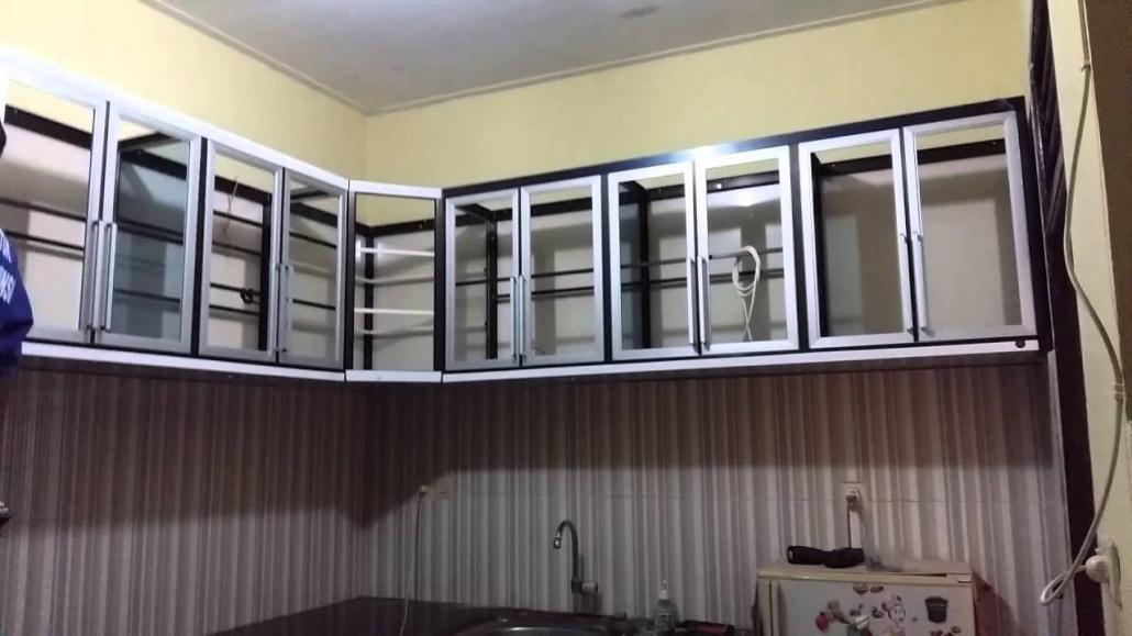 Cara Membuat Kitchen Set Dari Aluminium Kitchen Set Medan Kontruksi